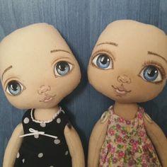 У нас в квартире газ...эксперименты с лицами, формами. И чего мне все не имется?? #torrytoys #dollsofinstagram #amazing