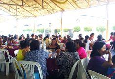 La Municipalidad Distrital de Aucallama realizó varias actividades por el Día Internacional de la Mujer, con el objetivo de hacer un reconociendo al trabajo y esfuerzo de las mujeres de este pujante distrito.