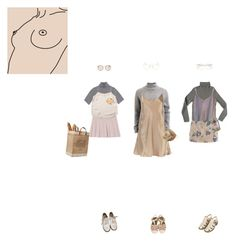 peach soft by bloss-em on Polyvore featuring VILA, Ralph Lauren Black Label, Narciso Rodriguez, Zara, Harrods, Myla, Calvin Klein Underwear, Chanel, Topshop and Derek Lam