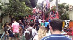 Copa 2014 - Escadaria de Selaron.