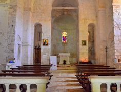 Monastery of Saint Mary, Mljet national park, Croatia