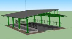 Cattle Farming, Goat Farming, Livestock, Cow Shed Design, Cattle Corrals, Horse Barn Designs, Cattle Barn, Farm Shed, Dairy Cattle