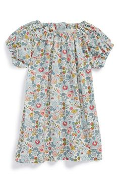 Peek+'Ivy+-+Liberty+of+London'+Short+Sleeve+Dress+(Baby+Girls)+available+at+#Nordstrom