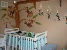 Monkey Man's Baby Room