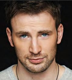 Chris Evans | Beautiful is the only word that comes to mind <3<3