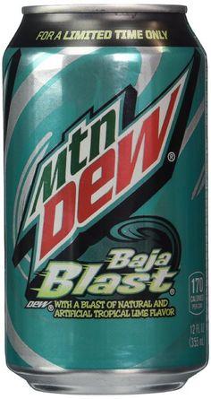 14 Best Mountain Dew Flavors Images Beverages