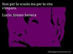 Cartolina con aforisma di Lucio Anneo Seneca (61)