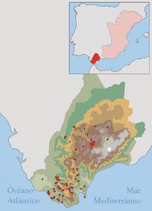 Arte rupestre del extremo sur de la península ibérica - Wikipedia, la enciclopedia libre
