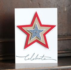 Deb's Card Buffet: Happy 4th of July and CTD #247