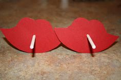 Valentine Lip Suckers