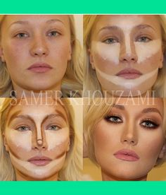 i mean....no way! Before and After make up transformation   Lona Z.'s Photo   Beautylish