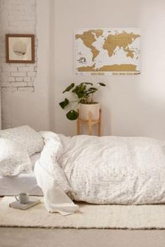 Get a good nights sleep with our range of bedroom essentials, including duvet sets, blankets, pillowcase sets, tapestries and more with Urban Outfitters. Urban Outfitters, Duvet Sets, Duvet Cover Sets, Bed Sets, A Silent Voice, Decoration, Home Accessories, Bedroom Decor, Uni Bedroom