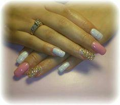 #white nails