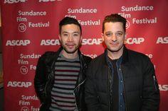 O.A.R. (l-r) O.A.R.'s Robert On and Marc Roberge Photo by Erik Philbrook #Sundance #ASCAP