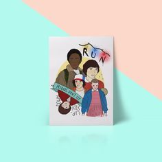 Friends Don't Lie A4 Print for Stranger Things enthusiast! via House Of…