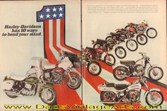 1971 Harley-Davidson – 10 Hot motorcycles to light your fire