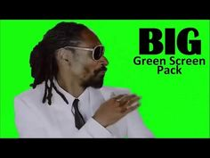 Big Green Screen Pack+Download - YouTube
