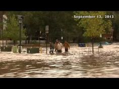 Flood in Estes Park One Year Later-Life Is Good In Estes Park! - YouTube