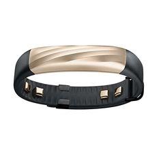 Jawbone   UP3 Bluetooth Aktivitäts/Schlaftracker-Armband (für Apple iOS und Android) Schwarz/Gold