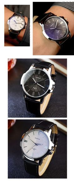 06592d375 Luxury Male wristwatch for Business casual watch for men