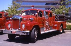 mack fire trucks - Google Search