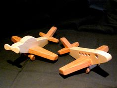 check out our wooden planes at www.maukawoodwerks.net