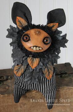 "Amanda Louise Spayd's Critter Workshop (""Harvest Moon"", for Stranger Factory's...)"