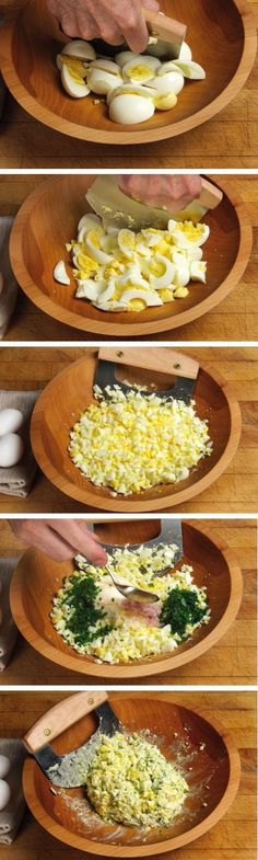 How to make perfect egg salad from acclaimed author Michael Ruhlman | Relish.com