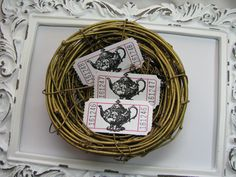 Tea Pot #Tickets, Baby & Bridal #Shower #Games, Tea Party #Games, Scrapbooking, Ca,  View more on the LINK: http://www.zeppy.io/product/gb/3/210030462/
