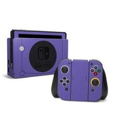 Nintendo Switch Skin - Cubed