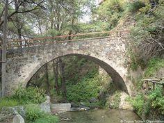 Cyprus Kakopetria Village Bridge