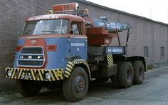 DAF - TOW TRUCK