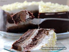 Nešto najfinije što sam do sada napravila! Torte Recepti, Kolaci I Torte, Baking Recipes, Cake Recipes, Dessert Recipes, Cookie Desserts, Chocolate Desserts, Cake Cookies, Cupcake Cakes
