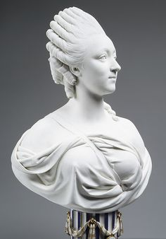 Sèvres Manufactory (French, 1740–present), Madame du Barry, 1772, Met Museum