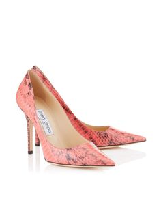 Jimmy Choo ABEL, Coral Pink | Buy ➜ http://shoespost.com/jimmy-choo-abel-coral-pink/