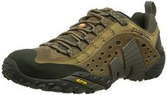 Merrell Intercept - Zapatillas de senderismo para hombre
