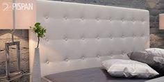 DIY - Valkoinen kangas sängynpääty