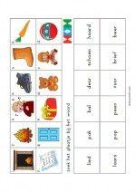 Mino Loco Sint  2 – plaatje-woord Mini, Free Printables, Homeschool, December, Seasons, Halloween, Templates, Note Cards, Pintura