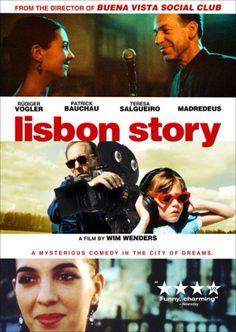 [1994] LISBON STORY /// Wim Wenders