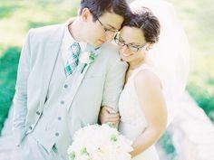Completa tu look de novia con unas gafas llenas de estilo