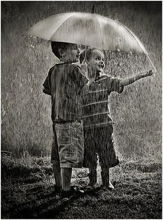I Love All Kinds Of Rainy Days - In Particular I Love Ones Just Like This.... QualQuest**********