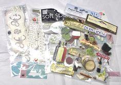 Fancy stickers lot Wine Wedding Anniversary Paper House Recollections Jolees  #PaperHouseJoleesMeMybigideas