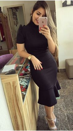 Shop sexy club dresses, jeans, shoes, bodysuits, skirts and more. Trend Fashion, Work Fashion, Hijab Fashion, Fashion Dresses, Womens Fashion, Fashion News, Plus Dresses, Elegant Dresses, Short Dresses