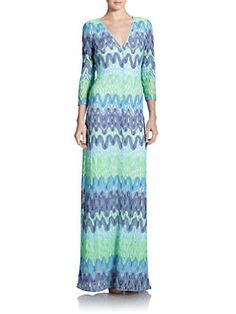 Lilly Pulitzer - Lamora Maxi Dress
