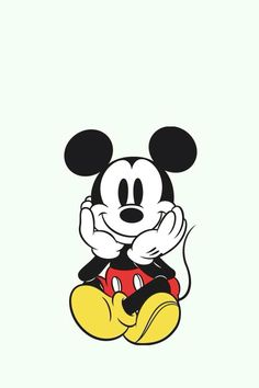 Mickey Mouse is the BEST!!!
