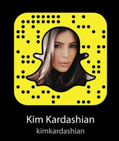 Celebrities Snapchat Usernames - Celebrities Snapchat Codes