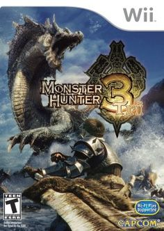 Monster Hunter Tri, I use to be addicted to this game!