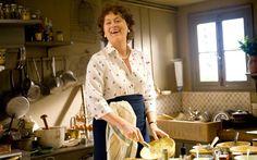 """Em """"Julie & Julia"""", as histórias de uma chef e uma fã da boa comida se cruzam. """"Ambas creem nas suas capacidades e assim fortalecem a autoestima"""
