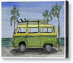 7443831d1c green art canvas Beach Photography
