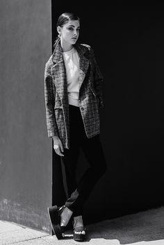 Retrock - Retrock - cutting edge fashion from Budapest based vintage & designer shop Anna Hair, Budapest, Vintage Designs, Gray Color, Punk, Grey, Unique, Model, Shopping